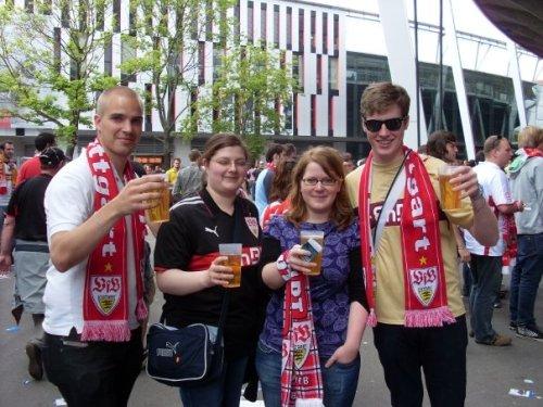 der Patrik, die Tanya, die Lari, und der Ben bevor (Patrik's picture)